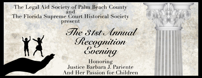 31st Annual Recognition Evening – June 8, 2019