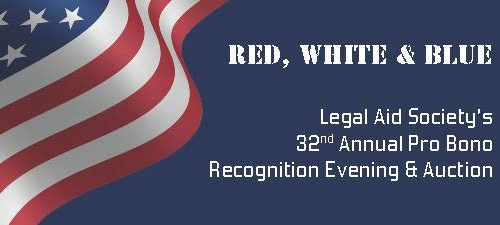GIFT REGISTRIES for the 32nd Annual Pro Bono Recognition Evening Auction