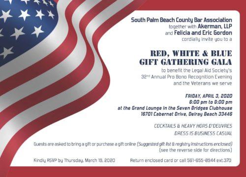 POSTPONED – April 3, 2020 Gift Gathering Gala at Seven Bridges