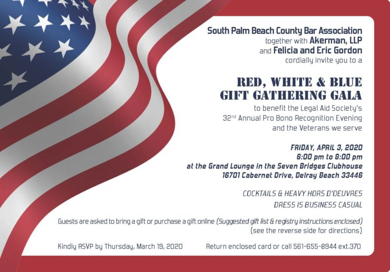 POSTPONED – April 3, 2020 Gift Gathering Gala at Seven Bridges