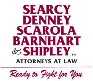 Searcy Denney Scarola Barnhart & Shipley, P.A. Logo